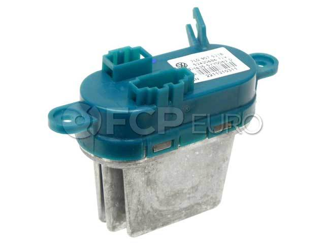 Audi VW HVAC Blower Motor Control Module - Genuine VW Audi 7L0907521B