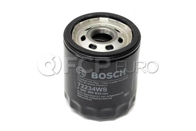 VW Oil Filter - Genuine VW Audi 7B0115561C