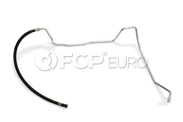 Volvo Power Steering Return Hose - Genuine Volvo 30636306