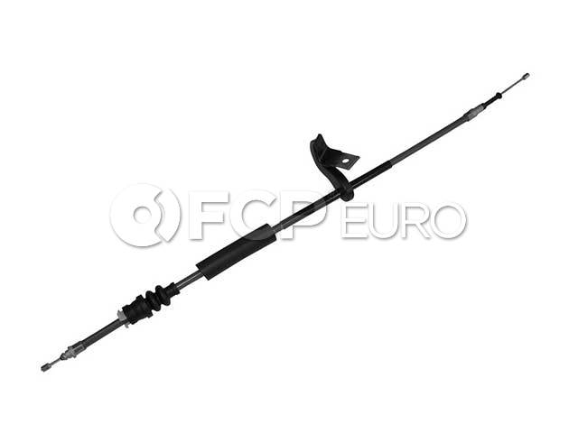 BMW Parking Brake Cable Right - Genuine BMW 34436780017