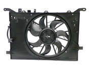 Volvo Engine Cooling Fan Assembly - Genuine Volvo 30680547