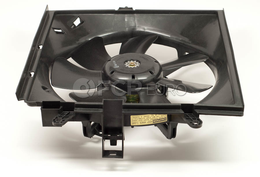 Volvo Cooling Fan Assembly - Genuine Volvo 620-903