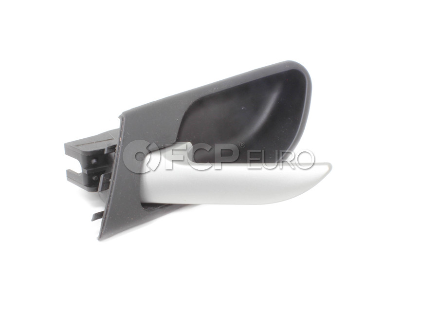 BMW Interior Door Handle Front Left Inner (X5) - Genuine BMW 51418408565