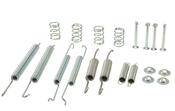 Audi VW Brake Shoe Hardware Kit - TEXTAR 1J0698545