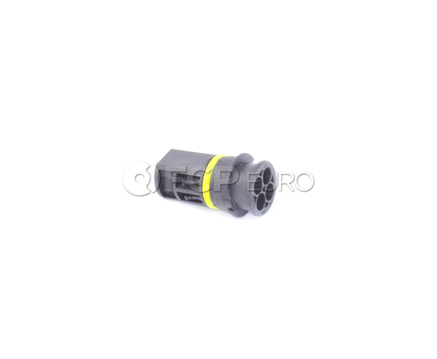 BMW Plug Housing (4 Pol) - Genuine BMW 12521703571