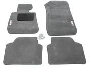 BMW M3 Carpeted Floor Mat Set (E90) - Genuine BMW 82112293526