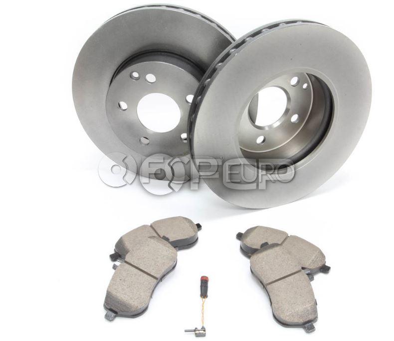Mercedes Brake Kit - Akebono 516347