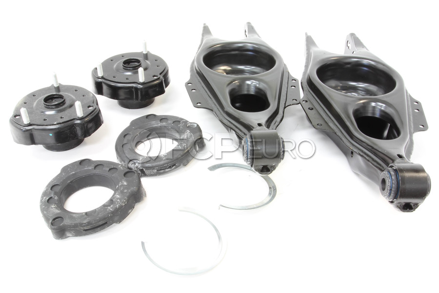 Mercedes Coil Spring Conversion Hardware Kit - Lemforder 516349