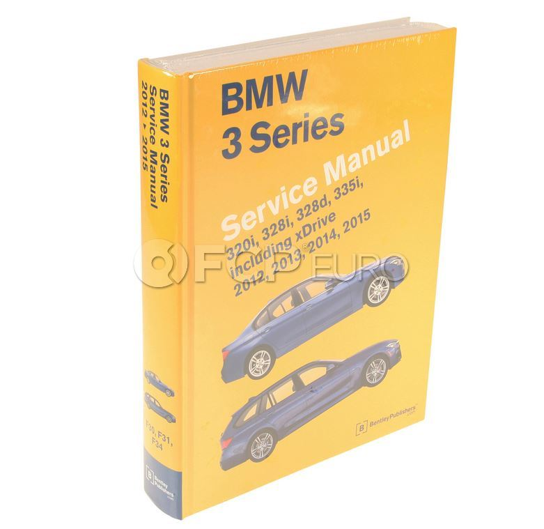 BMW Repair Manual - Bentley B315
