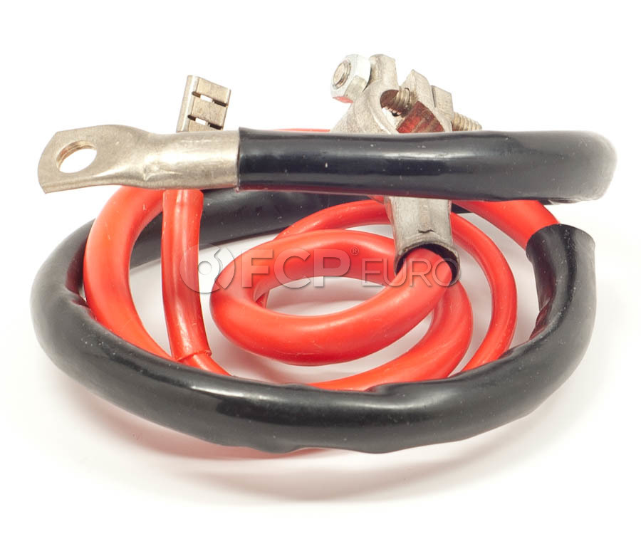 Volvo Battery Cable Positive - MTC 1323822