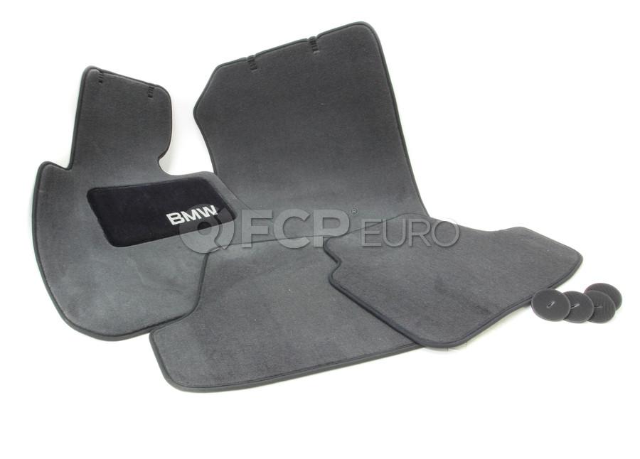 BMW Floor Mat Set - Genuine BMW 82112293537