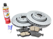 "Volvo Brake Kit 11.89"" - Akebono 31341243KT4"
