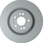 Mercedes Disc Brake - Zimmermann 1664210712