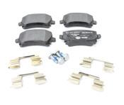 Audi Brake Pad Set - Pagid 1K0698451K