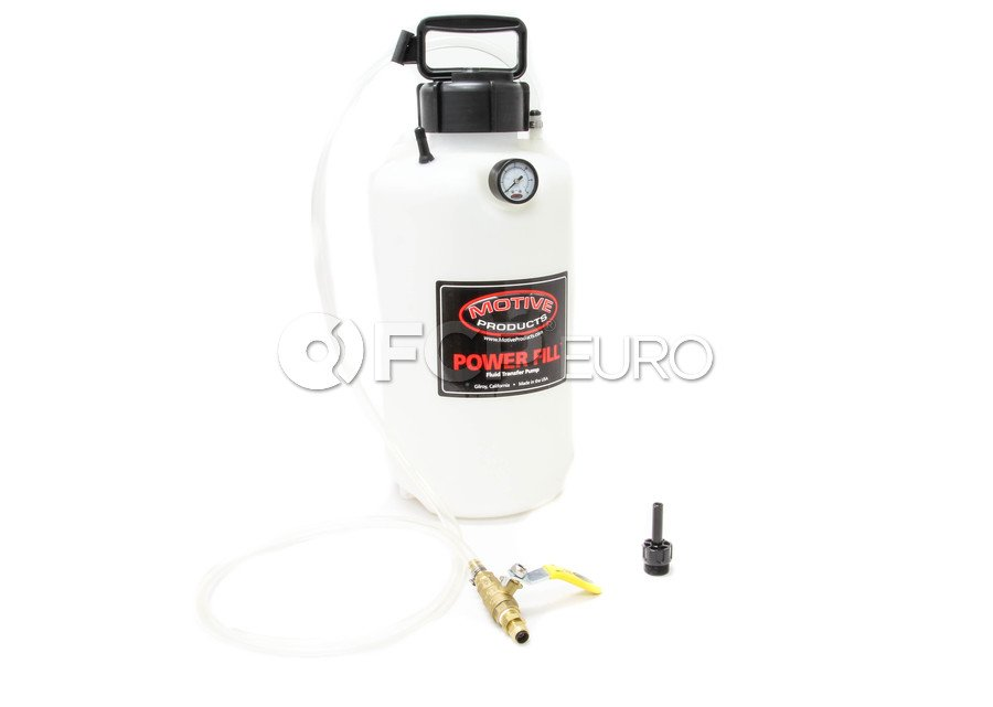 Audi VW DSG Transmission Fill Kit - Motive 516822