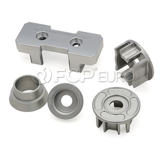 Audi Engine Mount Insert Kit - 034Motorsport 0345096000