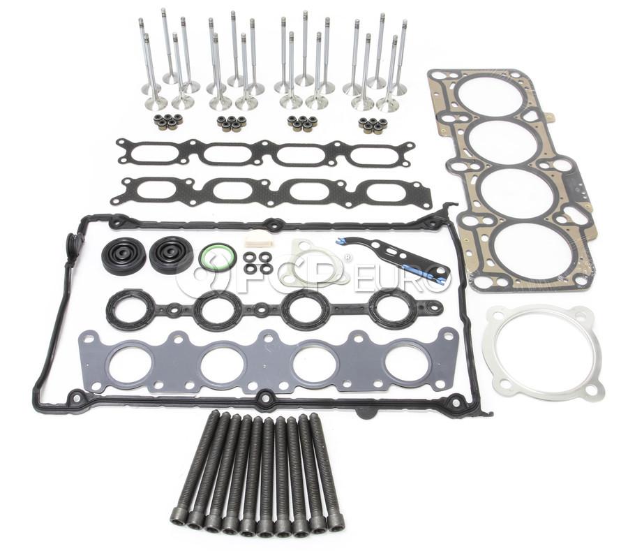 Audi VW 1.8L Intake and Exhaust Valve Kit - Elring Audi18IntakeHeadKit3