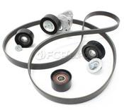 Mercedes Drive Belt Kit - Gates 517045