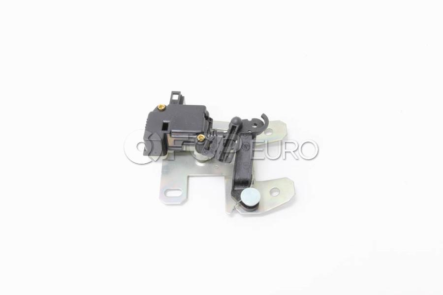 VW Trunk Lock Actuator Motor (Touareg) - Genuine VW Audi 7L6827425A