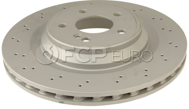 Mercedes Brake Disc - Zimmermann 2304231612