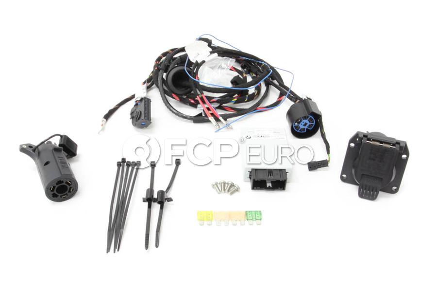 BMW Trailer Wiring Harness - Genuine BMW 71602156526