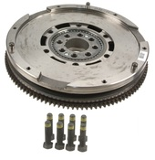 BMW Dual Mass Flywheel - LuK 21217512474