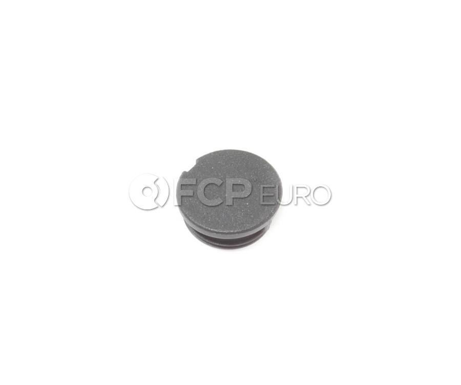 BMW Bolt Covering Cap Recessed Door Opener (Black) - Genuine BMW 51413412083