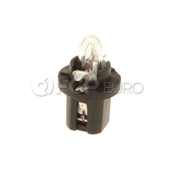 BMW Instrument Panel Bulb (12W) - Genuine BMW 62111368299