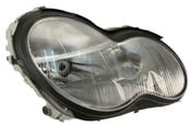 Mercedes Headlight Assembly - Magneti Marelli 2038201061