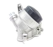 BMW Engine Oil Filter Housing - Genuine BMW 11428683206
