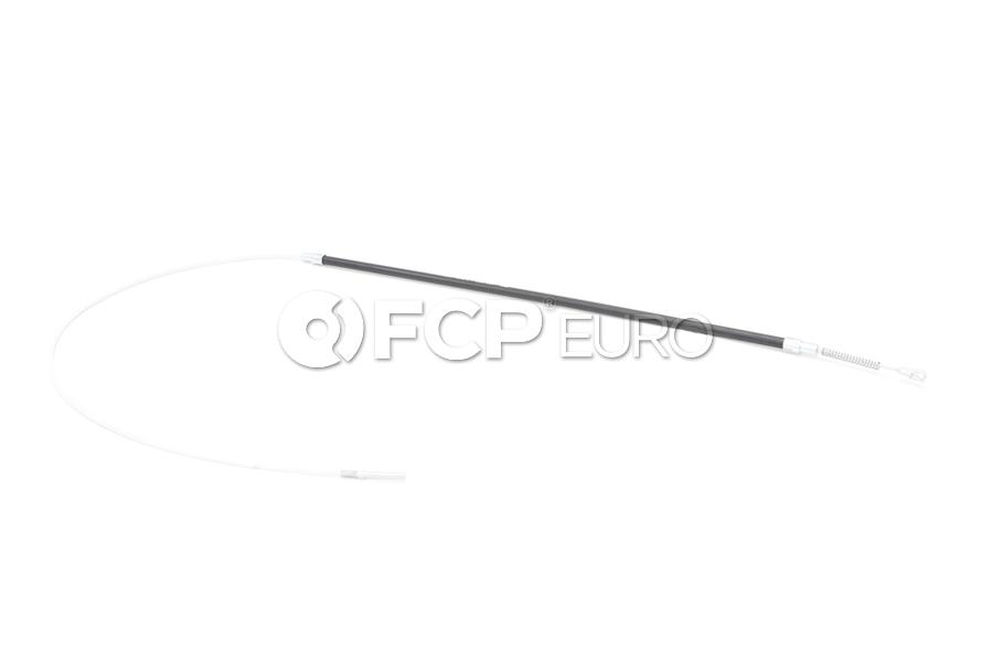 BMW Parking Brake Cable - Febi 34411158421
