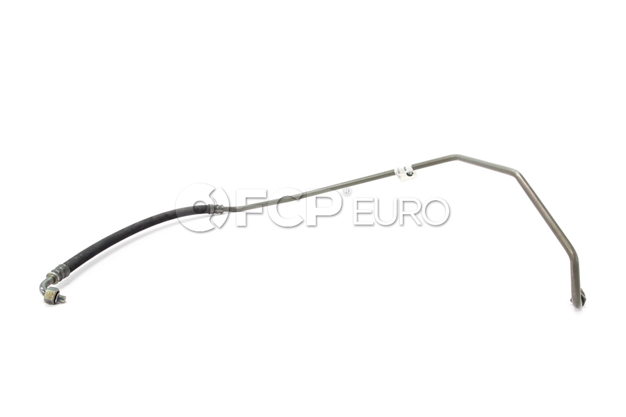 BMW Oil Cooling Pipe Outlet - Genuine BMW 17221719365