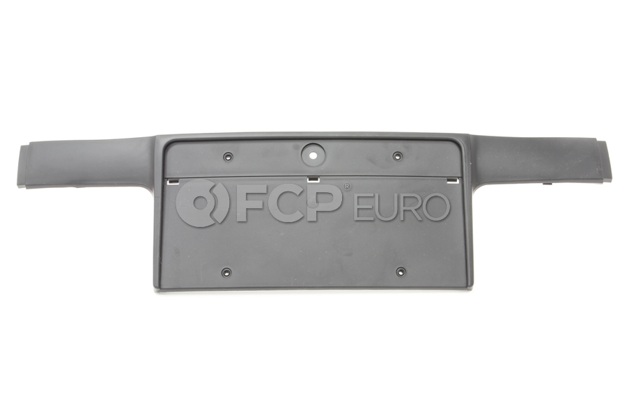 BMW License Plate Bracket - Genuine BMW 51111977305