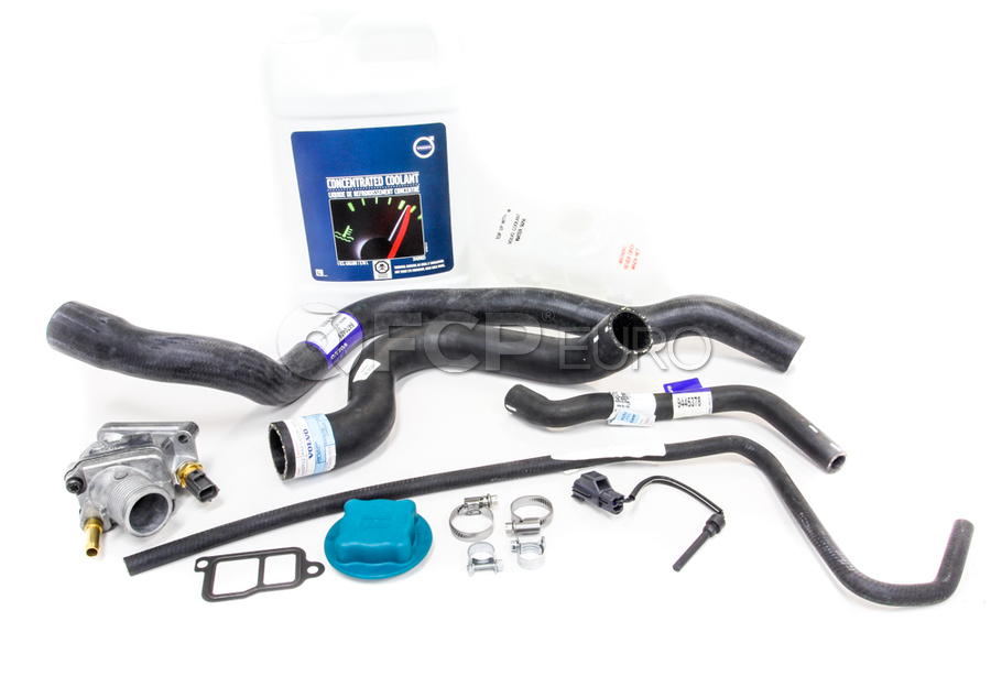 Volvo Cooling System Kit - Genuine Volvo P80CSKC70