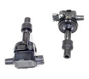 Volvo Ignition Coil Kit (S40 V40) - Huco KIT-509720