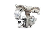 BMW Turbocharger - Mitsubishi 11657649290