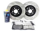 Volvo Brake Kit - Stop-Tech 30645222KT5