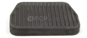 Volvo Brake Pedal Pad - Genuine Volvo 3516078