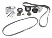 BMW Accessory Drive Belt Kit - 11287636379KT
