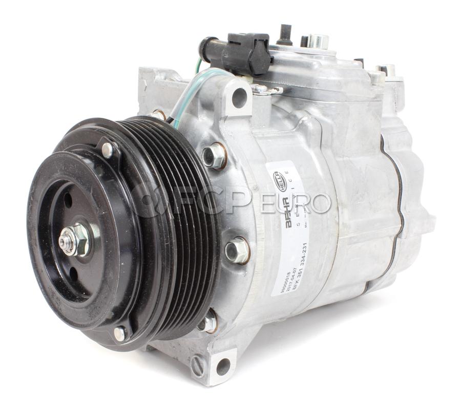 Land Rover A/C Compressor - Mahle Behr JPB500211