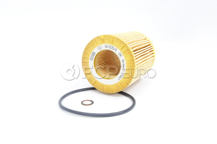 BMW Engine Oil Filter - Mann 11427512300