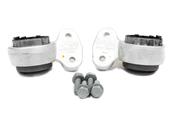 BMW Control Arm Bushing Kit - Meyle HD 31126783376