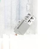 Volvo Blower Motor - Mahle Behr 009157171