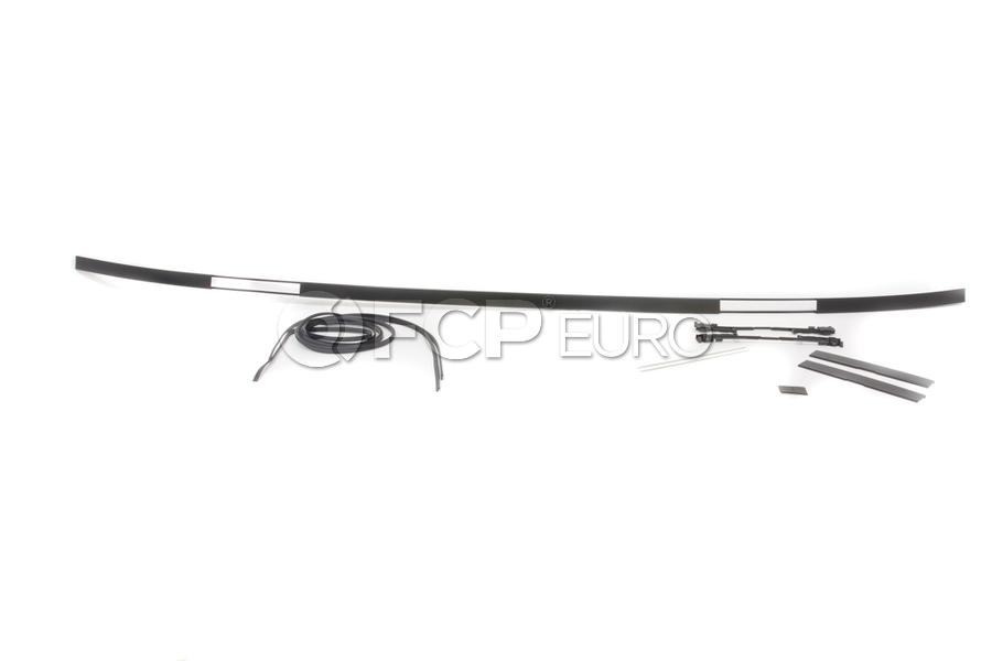 BMW Roof Moulding Prime-Coated Left - Genuine BMW 51138208497