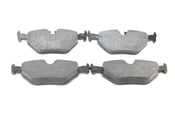 BMW DTC-60 Brake Pad Set - Hawk HB227G.630