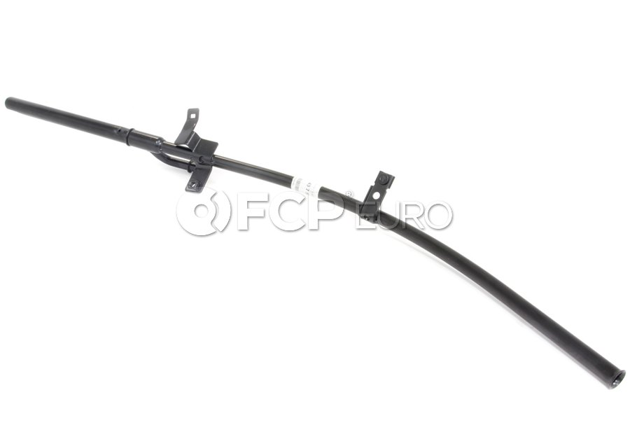 BMW Oil Dipstick Guide Tube - Genuine BMW 11437502109