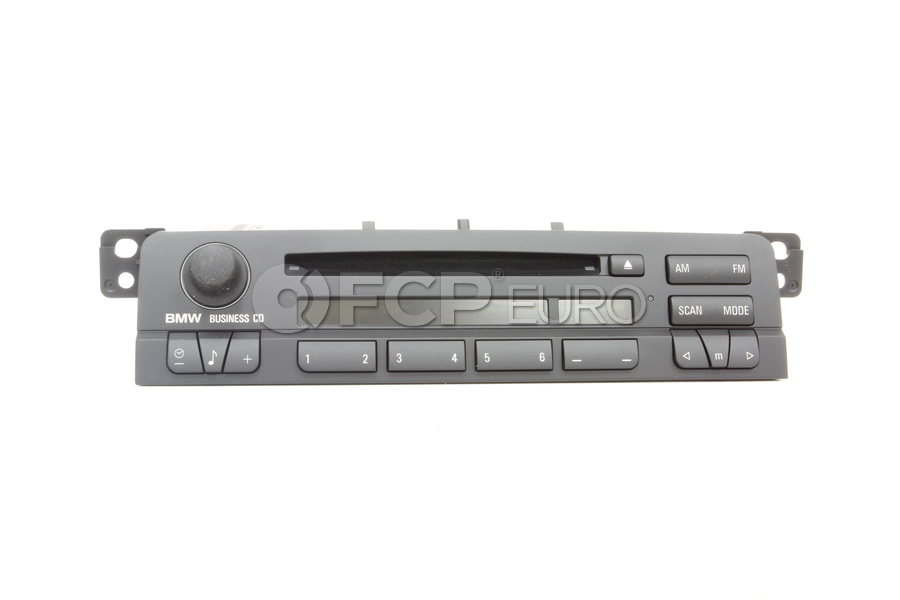 BMW Remanufactured Business CD Head Unit - Genuine BMW 65126961215