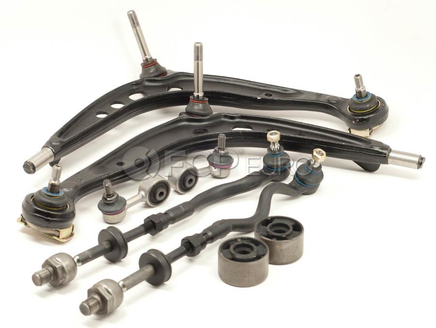 BMW 8-Piece Control Arm Kit - Lemforder E36CAKIT8L