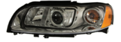 Volvo Headlight Assembly - Valeo 31446860