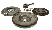 Audi VW Flywheel Conversion Kit - Valeo 52405623